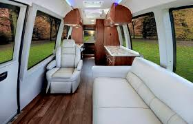 Motor Home Interiors Evergreen Introduces Imperial Class B Motorhome U2013 Vogel Talks Rving
