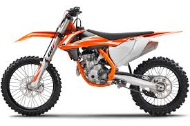 250 motocross bikes ktm announces 2018 sx f motocross bikes 7 fast facts