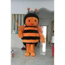 Brutus Buckeye Halloween Costume Black Bee Christmas Halloween Mascot Costume