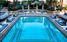 Pool Houses With Bars by Vegas U0027 Best Pools From Dayclubs To Djs Travel Leisure