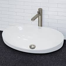 decolav 14106 cwh matt muenster exclusive white above counter