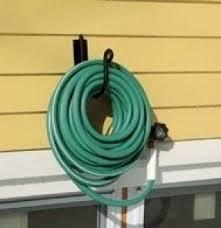 wall mount garden hose reel metal foter