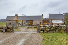 grey barn farm hutker architects alt house pinterest barn