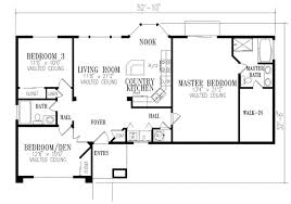 open layout house plans 3 bedroom open floor house plans house plans