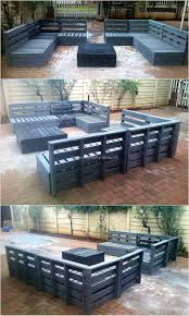 Pallet Cushions by Reusing Ideas For Used Shipping Pallets Shipping Pallets Pallet
