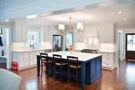 Blue And White Kitchen Cabinets Blue Kitchen Island Blue Kitchen Cabinet Color Ideas Colors Gray