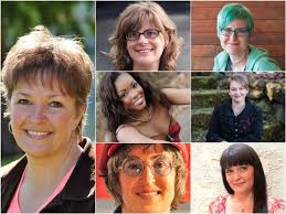 hairstyle books for women oregon publisher accepts challenge to sell only books by women in