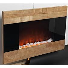 Electric Space Heater Fireplace by Top 10 Best Wall Mounted Electric Fireplace Reviews 2016