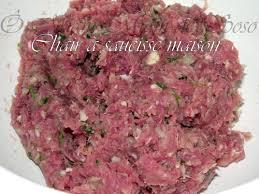 cuisiner chair à saucisse chair a saucisse confection maison ô miam miam de soso