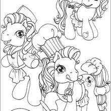 pony coloring pages 38 printables favorite tv