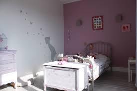 Chambre Fille Design by Peinture Chambre Fille Rose Et Gris Charming Rideaux Moderne