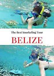 South Dakota snorkeling images Belize san pedro the best snorkeling tour of my life with yolo jpg