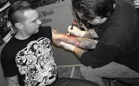 tattoo shop queen and bramalea tattooist fpic jpg