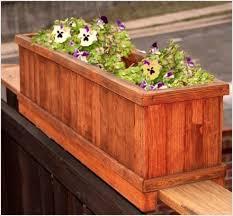hanging window flower boxes cozy best 25 deck railing planters