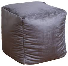 jamie microfiber square kids bean bag modern bean bag chairs