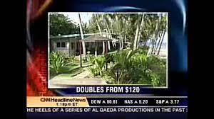 cnn report on ke iki beach bungalows youtube