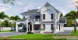 english style house plans european style modern house kerala home design floor plans