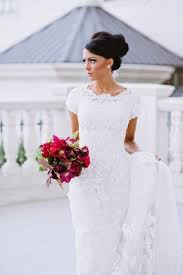 modest wedding dress your guide to choosing the modest wedding dress mywedding