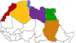 africa map countries and capitals countries and capitals flashcards by proprofs