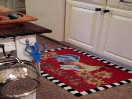 Nourison Kitchen Rugs Fancy Rooster Kitchen Rug Classof Co