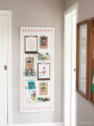 pegboard wall art the chic site
