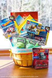 easter gifts for boys my 3 year boy s easter basket with no candy my of