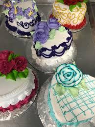 mini heart cakes from el bolillo bakery in houston tx houston