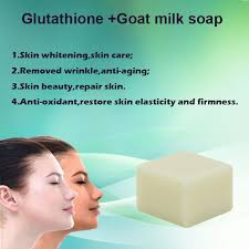 Gluta Skin 100g top quality skin whitening products soap glutathione