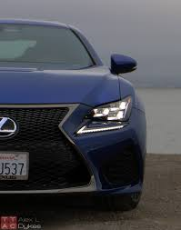 lexus rc ebay 2015 lexus rc f exterior the truth about cars