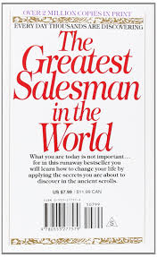 the greatest salesman in the world og mandino 9780553277579