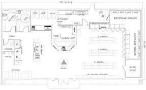 Create Floor Plan With Dimensions Convenience Store Design Consultants Jaycomp