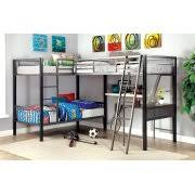 Bunk Beds And Desk Bunkbeds With Desk