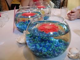 fish bowl centerpieces fish bowl ideas for centerpieces images