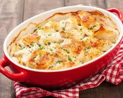 cuisiner avec ce que l on a dans le frigo recette gratin de fruits de mer surgelés facile rapide