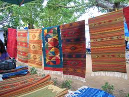 Zapotec Rugs Thsg May Rug Weaving Study Group Tucson Handweavers And Spinners