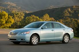 gas mileage 2007 toyota camry 2007 11 toyota camry consumer guide auto