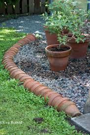 Garden Barrier Ideas 17 Simple And Cheap Garden Edging Ideas For Your Garden