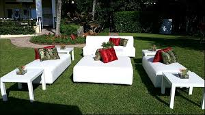 outdoor furniture rental event rental party photos niche event rentals naples fl