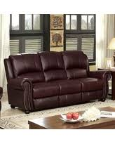 Leather Match Upholstery Don U0027t Miss These Deals On Burgundy Leather Sofa