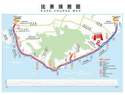 Xiamen China Map by Xiamen International Marathon World U0027s Marathons