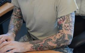 for some recruits army eases its hard line on tattoos the