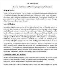 Resident Assistant Job Description For Resume by Maintenance Director Job Description Grad Assistant Job