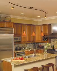 Track Lighting Ideas by Kitchen Modern Kitchen Countertops Kitchen Lights Kitchen Track