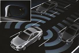 Blind Spot Alert Lexus Car Safety Monitoring Systems Lexus