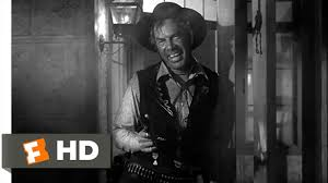 John Valance The Man Who Shot Liberty Valance 7 7 Movie Clip Showdown With