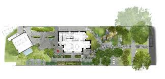 site plan design orchard st site and 1st flr plan reduced passive house projects