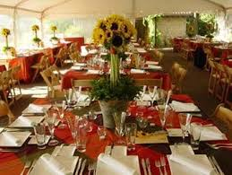 Sunflower Wedding Centerpieces by 27 Best Red Yellow Wedding Images On Pinterest Marriage Red