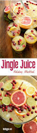 jingle juice holiday mocktail recipe ad juice and http www