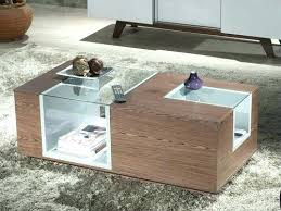 glass coffee table with wood base glass and wood coffee tables rankheroco wood and glass coffee table