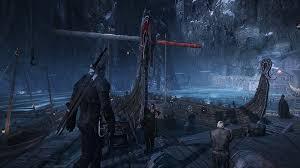 11 witcher 3 hunt docks free hd wallpapers hd wallpaper